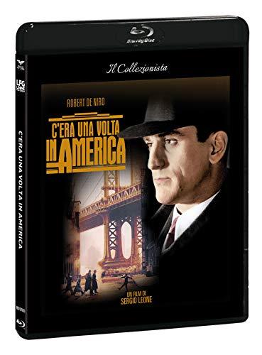 """C'Era Una Volta In America """"Il Collezionista"""" Combo (Br+2 Dv)"""
