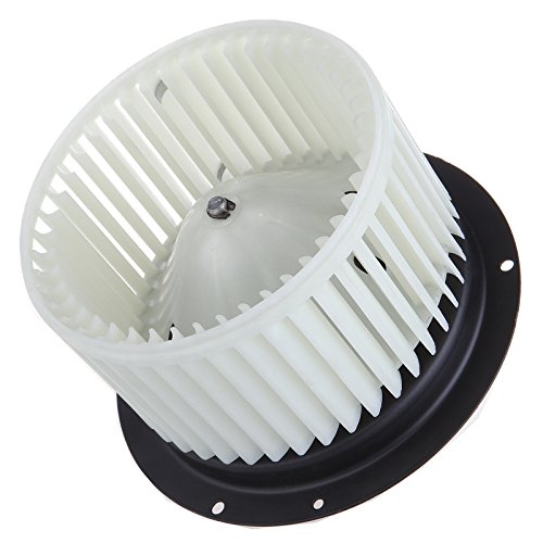 SCITOO ABS AC Heater Blower Motors with Fan for Ford HVAC Blowers Motors fit for 2000-05 for Ford Excursion/1999-07 for Ford F250/1999-07 for Ford F350/1999-03 for Ford F450