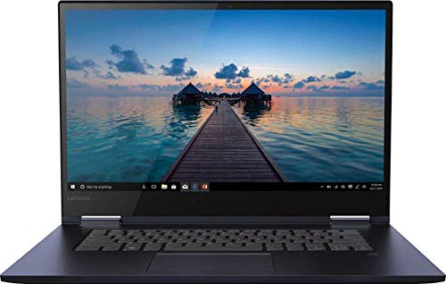 Lenovo - Yoga 730 2-in-1 15.6' Touch-Screen Laptop - Intel Core i5 - 12GB Memory - 256GB Solid State Drive - Abyss Blue