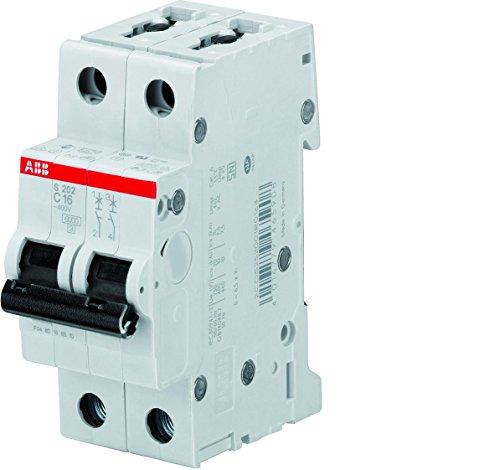 ABB S598491 - ELETTROCONDUTT Spa S598491 S202L C20 INT AUT 4.5KA 2P