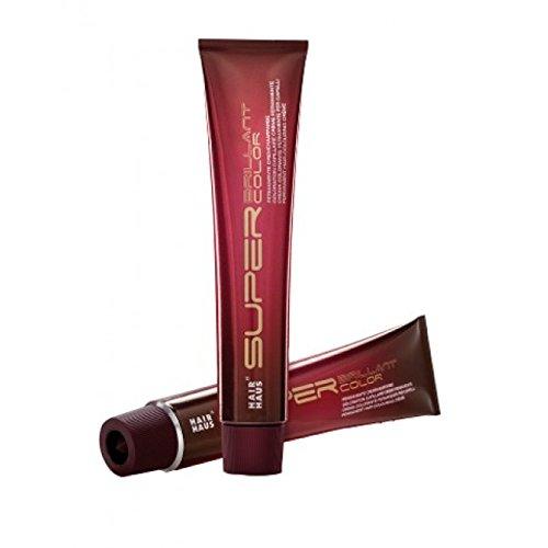 SBC Haarfarben Hairhaus Super Brillant Color Haarfarbe 8-0n hellblond natur 100ml