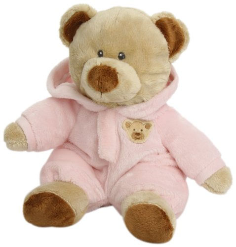 Ty Pluffies Pj Bear 9' Pink