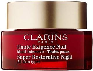 Clarins Super Restorative Night Age Spot Correcting Replenishing Cream Cleanser, 50ml