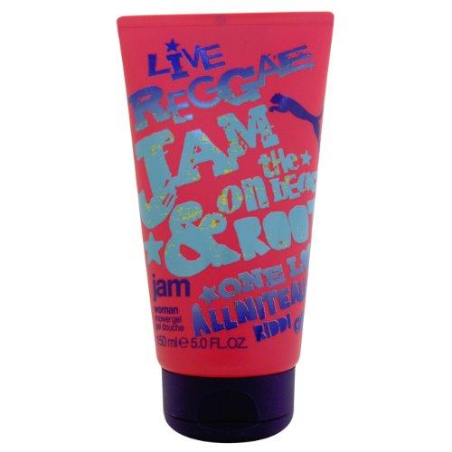 Puma Jam Woman Shower Gel 150ml, 1er Pack (1 x 150 ml)