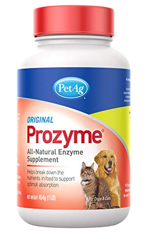 Top 10 best selling list for prozyme enzyme supplement for dogs