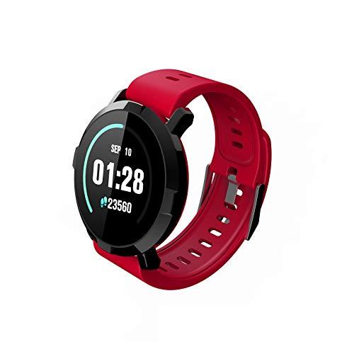 N \ A Relojes Inteligentes para Hombres y Mujeres, con Reloj con Monitor de sueño, Pantalla táctil Completa de 1.22', IP67 a Prueba de Agua, Reloj Inteligente para teléfonos Android y teléfonos iOS