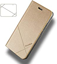 Flip Cases - For Oukitel C17 Pro C17 Leather Case For Oukitel K12 Cover For Oukitel K9 Case For Oukitel K13 Pro Phone Case Oukitel C15 Pro (Gold Oukitel K10000 Pro)