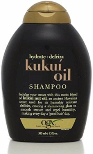 OGX OGX Shampoo Hydrate & Def Größe 13z Organix Shampoo Hydrate & Defrizz Kukui Öl. 13z