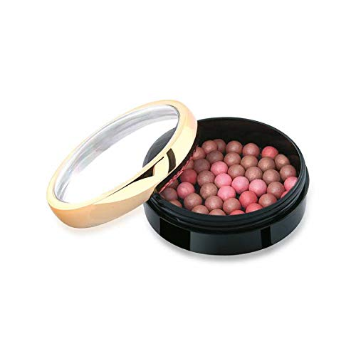 Golden Rose Ball Blusher, Rouge Farbe 01, 1er Pack (1 x 23 g)