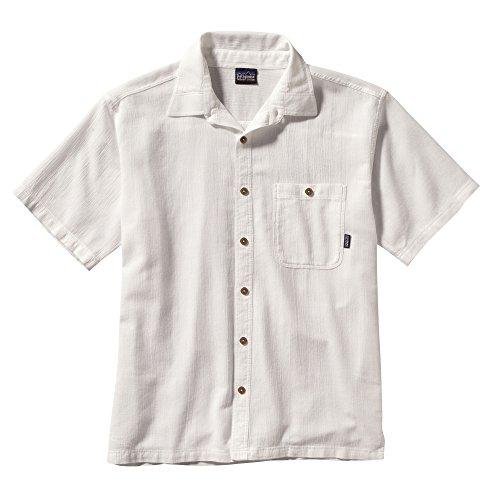 Patagonia Herren M's A/C Shirt, White, L