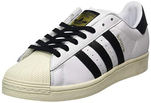 adidas Superstar, Zapatillas Hombre, FTWR White/Core Black/FTWR White, 42 EU ✅