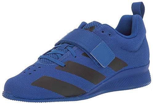 adidas Men's Adipower Weightlifting II Cross Trainer, Collegiate Royal/Black/Collegiate Royal, 15 M...