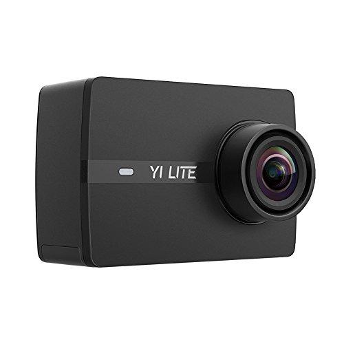 YI Lite Action Camera 1080p Black (Camera