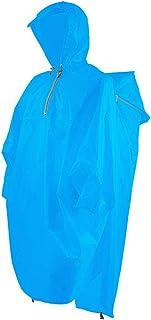Lioobo – Capa de chuva para chuva, portátil, impermeável, leve, capa de chuva com capuz, para homens, mulheres, ao ar livr...