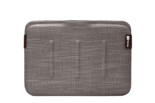 Viper Sleeve 11 Sand   Custodia semi-rigida per MacBook Air 11. Finiture fibre naturali. Sabbia