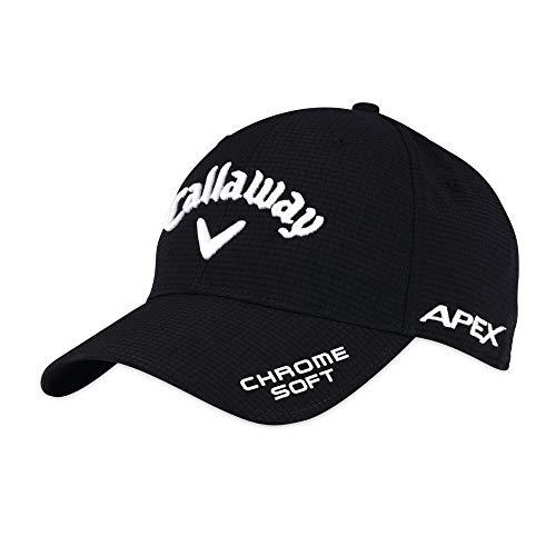 Callaway Golf 2019 Tour Authentic Performance Pro Hat, Black