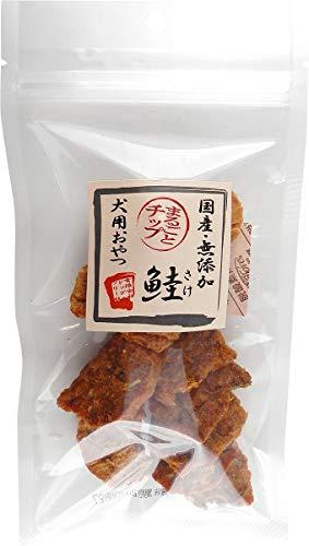 国産・無添加 まるごとチップ 鮭(さけ)犬用おやつ ドッグツリー dogtree