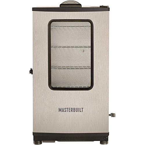"Masterbuilt MB20072618 1200W 40"" Digital Electric Smoker"