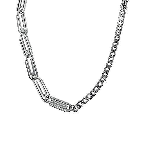 Collar Colgante de Mujer Joyas Accesorios Simples de Alta Gama