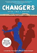Changers Book Two: Oryon by T Cooper (2015-04-07)