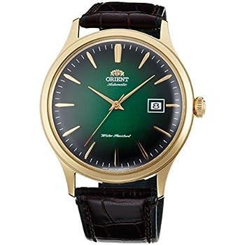 [オリエント時計] 腕時計 オートマティック 機械式 国内メーカー保証付き カジュアルクラシック SAC08002F0 ブラウン