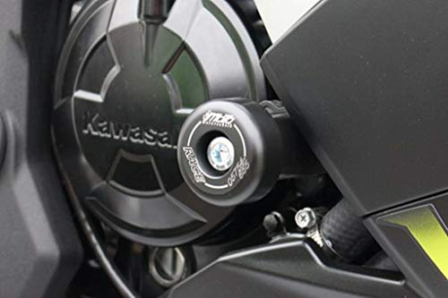 GSG-Moto Sturzpads passend für die Kawasaki Ninja 125 Typ K KF KFA ab 2019