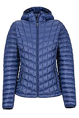 Marmot Women's Featherless Hoody, Insulated Hiking, Outdoor Jacket, Water Repellent Anorak, Windproof