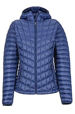Marmot Women's Featherless Hoody, Insulated Hiking, Outdoor Jacket, Water Repellent Anorak, Windproof