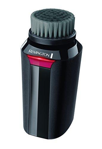Remington Gesichtsreinigungsbürste Compact Recharge FC1500, Dual-Action-Technologie, vibrierend und rotierend, schwarz