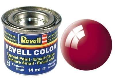Revell Color rojo Ferrari brillante (34).