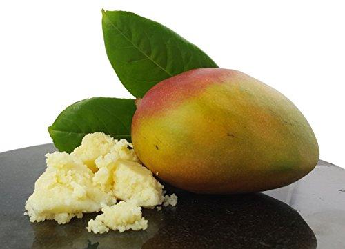 Mangobutter - 250g - Kosmetikprodukt - 100% rein und natürlich