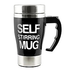 Die selbstrührende Tasse / Kaffeebecher