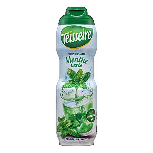 Teisseire Sirup grüne Minze - 0,75L