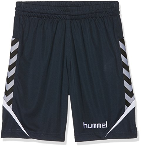 hummel Kinder AUTH. Charge Poly Shorts, Total Eclipse, 164-176