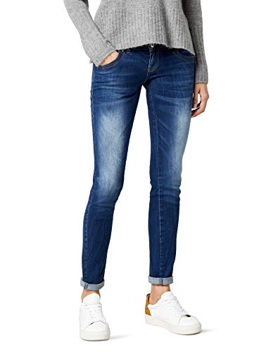 LTB Jeans Damen Molly Jeans, Blau (Heal Wash 50356), 33W / 32L