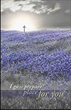 Anchor Wallace Publishers 73904 Bulletin - I Go To Prepare A Place For You