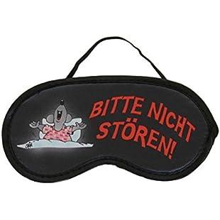 - Sleep Mask Eye Mask-Uli Stein-Do not DISTURB-Gääähn.:Kisaran