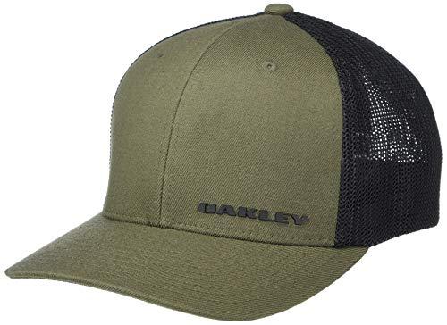Oakley Men's Trucker Cap Hat, New Dark Brush, X-Larg