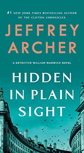 Hidden in Plain Sight: A Detective William Warwick Novel (William Warwick Novels Book 2)