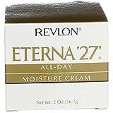 Revlon Eterna '27' All-Day Moisture Cream 2 oz (Pack of 2)