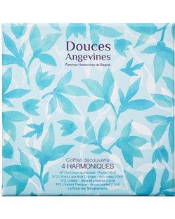 Coffret Découverte, 4 soins harmoniques corps, Douces Angevines