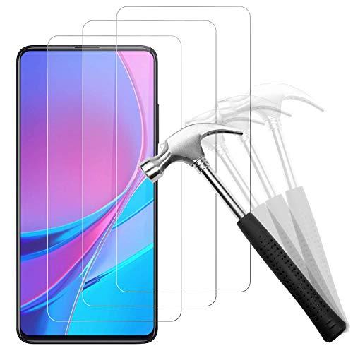 Preisvergleich Produktbild Snnisttek [3 Stück Xiaomi Mi 9T Panzerglas Schutzfolie-Displayschutzfolie für Xiaomi Mi 9T-9H Härte,  Ultra Kristallklar-Schutz vor Kratzen,  Öl,  Bläschen