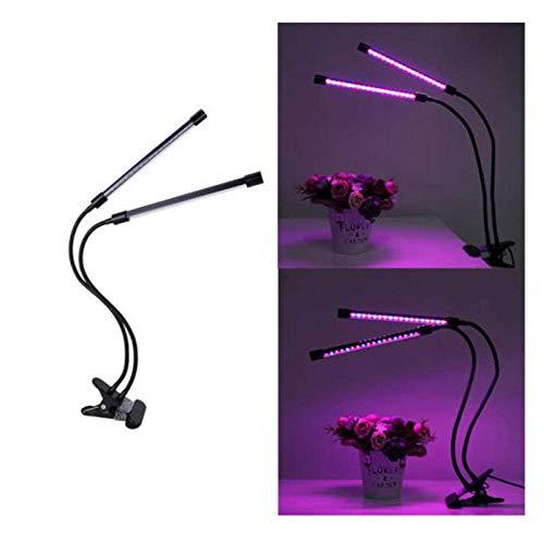 Dpliu Gute Qualität LED wachsen Lichtanlage wachsen Licht langes doppelrohr Pflanze fülllicht doppelkopf led Pflanze wachstum licht