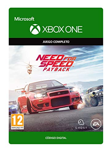 Need for Speed: Payback Edition  | Xbox One - Código de descarga