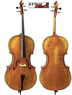 Cello D Z Strad Model 600 Size 4/4 Handmade by Prize Winning Luthiers