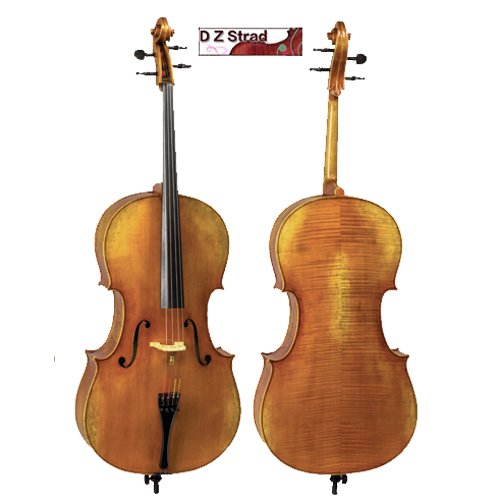 Cello D Z Strad Model 600