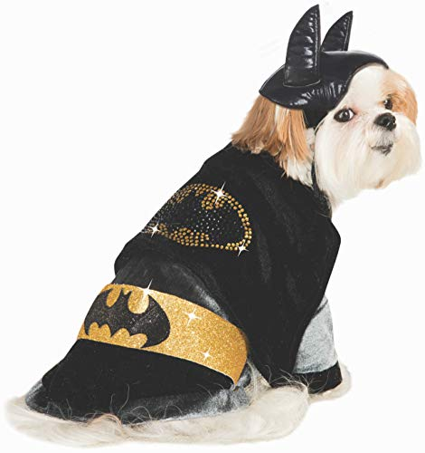 Rubies Costume DC Heroes and Villains Collection huisdierkostuum, knuffelige Batman, Small, multicolor