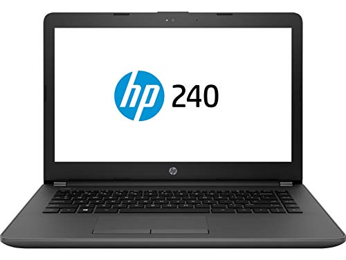 HP 245 7GZ75PA#ACJ 14-inch Laptop (A6-9225/4GB/1TB/DOS/Integrated Graphics), Black