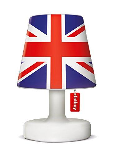 Fatboy® Edison the Petit + Cooper Cappie Jack | Lámpara de mesa / lámpara de exterior / lámpara de mesita de noche | inalámbrica y recargable por USB