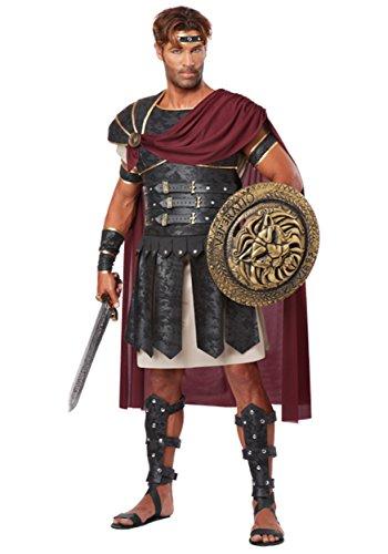 Costume deguisement Gladiateur Romain Grand taille XXXL